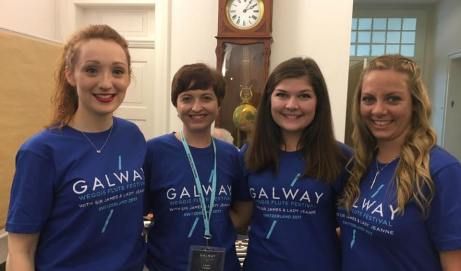 Galway Flute Festival: The Students