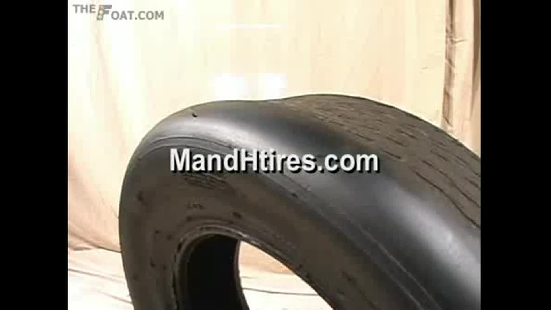 Rubber Mand 235 60 14 M H Racemaster 235 60 14