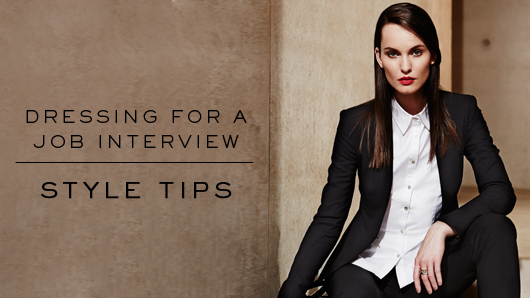THE JOB INTERVIEW DRESS TO IMPRESS - The Fold thefoldlondon