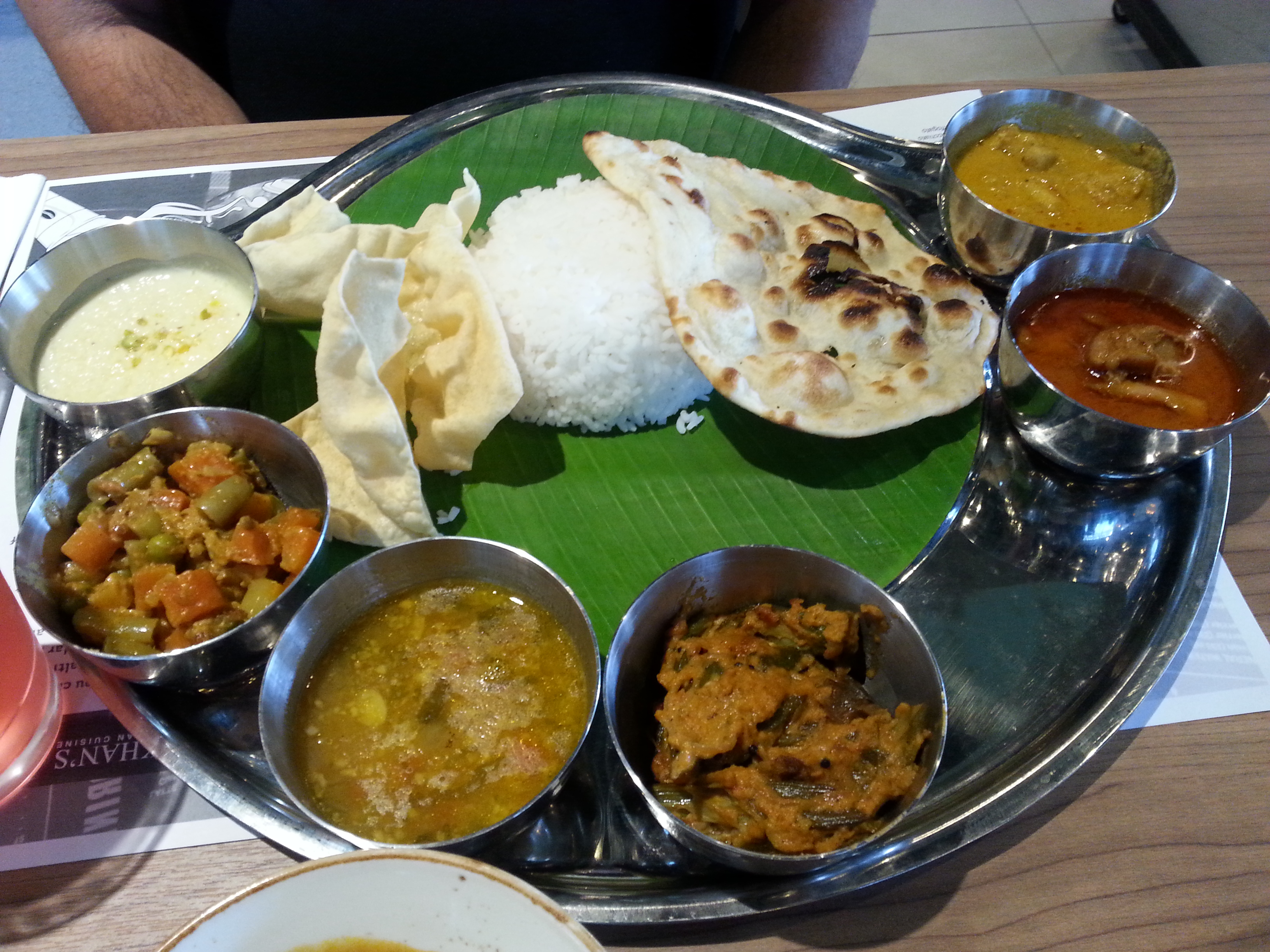 Cuisines Similar To Indian Khan S Indian Cuisine The Sphere Bangsar South Delicious Food