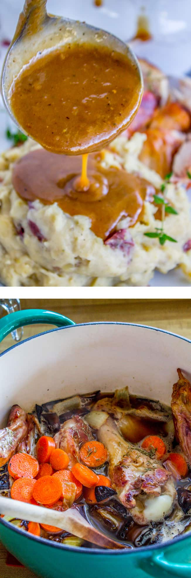 Fullsize Of How To Make Gravy Without Drippings