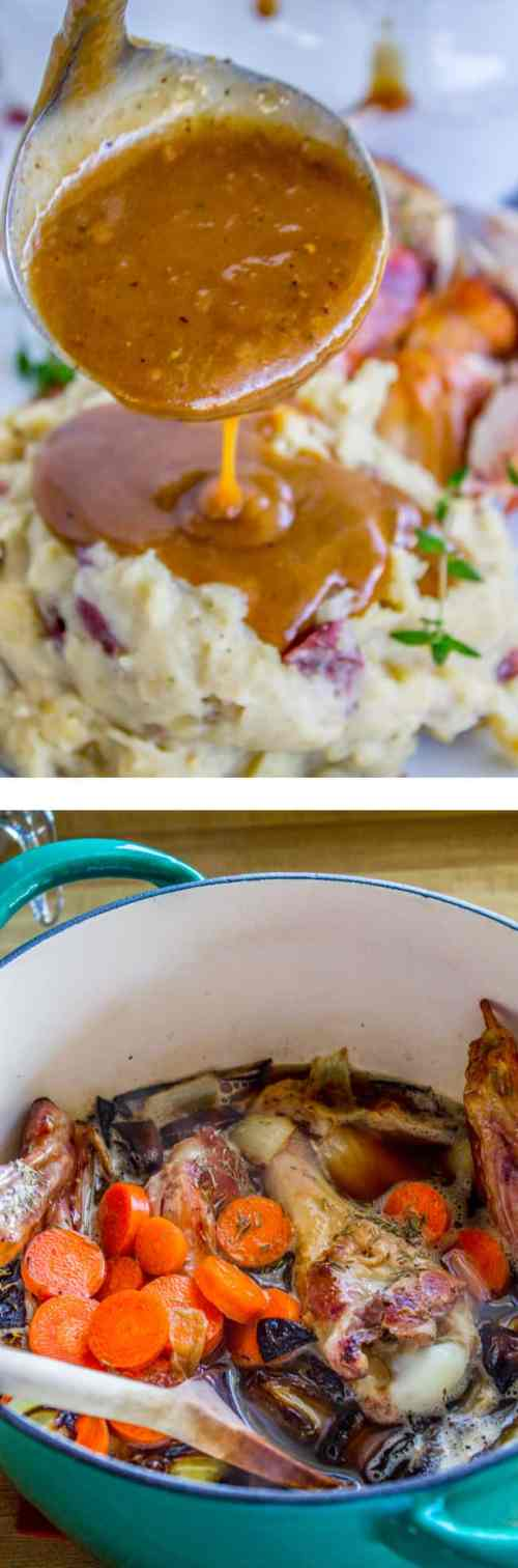 Medium Of How To Make Gravy Without Drippings