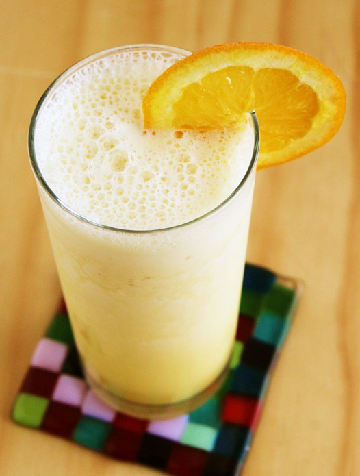 Orange Julius Recipe picture savory sweet life