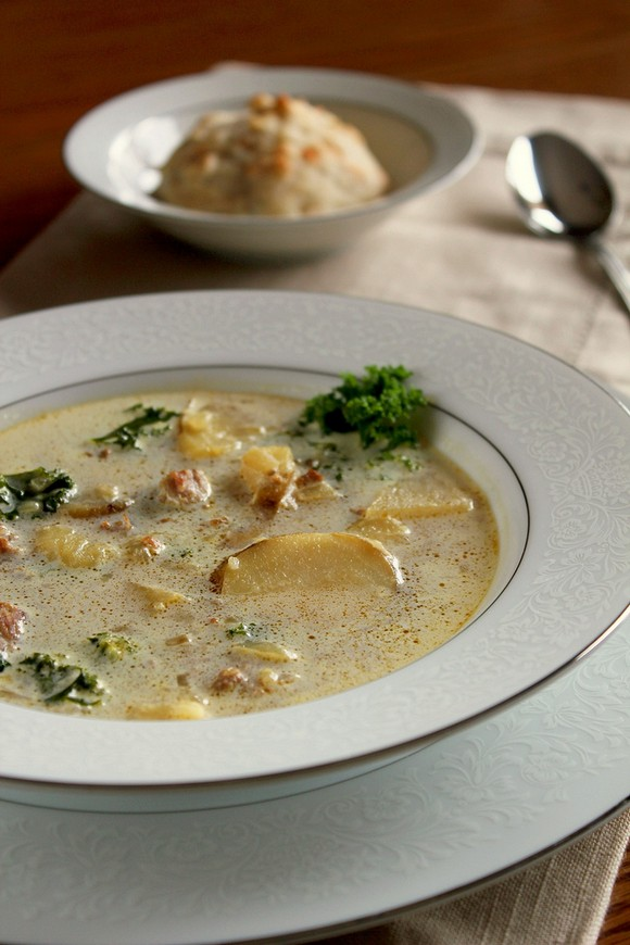 Zuppa Toscana recipe by Pastry Affair