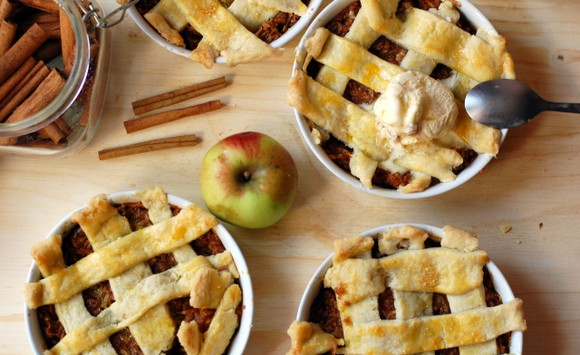 Mini Apple Pie recipe photo