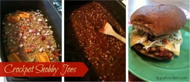 Crockpot Snobby Joes recipe photo