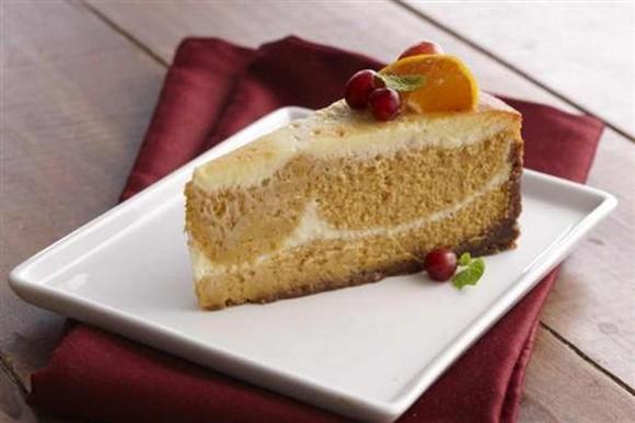 Easy Pumpkin Cheesecake recipe photo