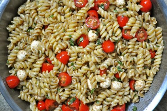 Caprese Pasta Salad recipe photo