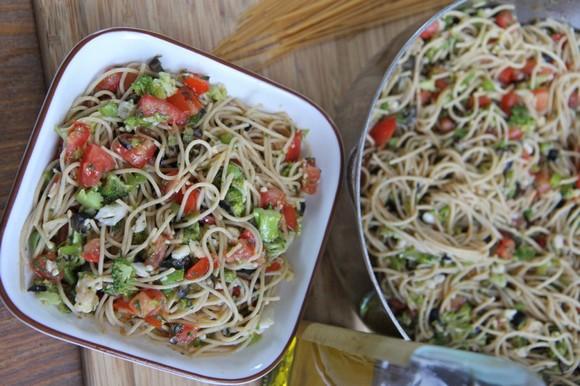 Skinny Girl Pasta recipe photo