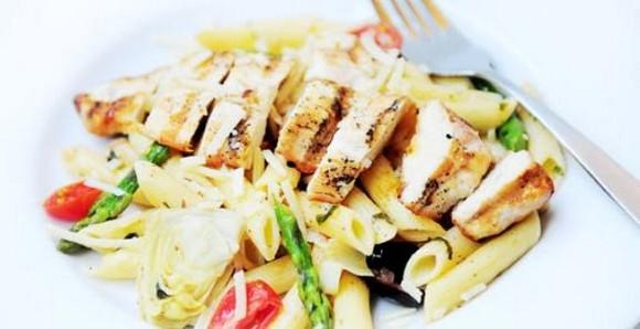 Summer Penne Pasta recipe photo