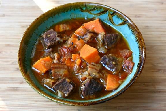 Slow Cooker Beef Stew recipe photo