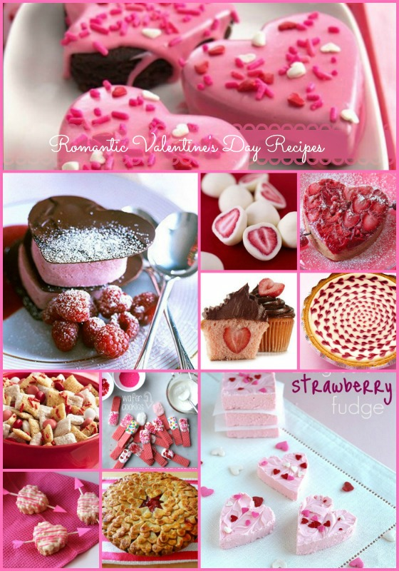 Romantic Valentine's Day Recipes