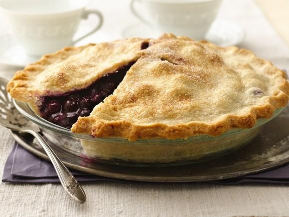 Betty Crocker Blueberry Pie recipe photo