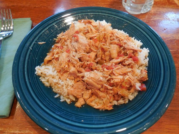 Crock Pot Mexican Pork recipe photo