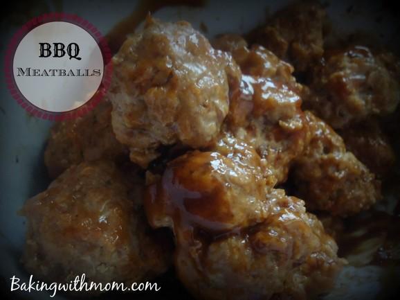 Crockpot BBQ Meatballs recipe photo