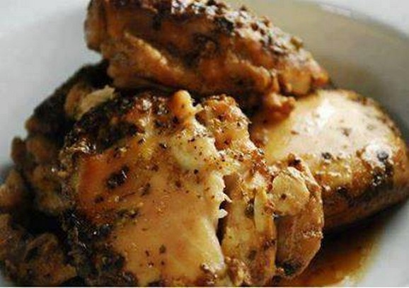 Crockpot Beer Fowl recipe photo