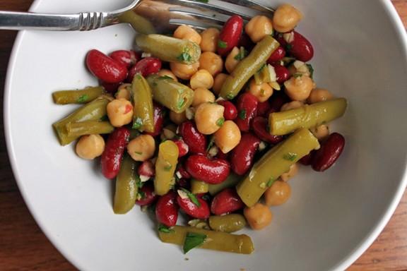 Asian-Inspired 3-Bean Salad recipe