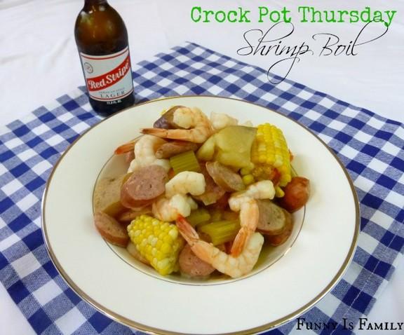 Best Slow-Cooker Shrimp Boil recipe photo