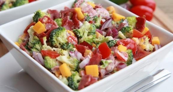 Broccoli Salad recipe