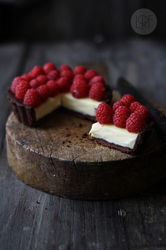raspberry tart recipes