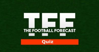 TFF Weekly Football Quiz: 28 (23/9/16)