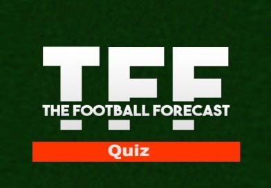TFF Weekly Football Quiz: 19 (22/7/16)
