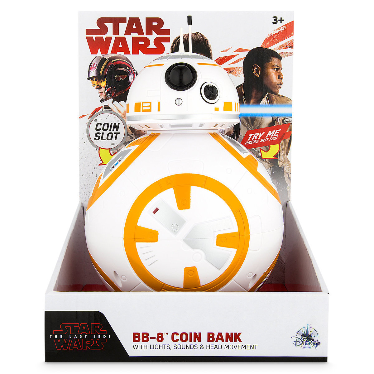 Cool Money Bank New Last Jedi Bb 8 Coin Bank Available On Shopdisney
