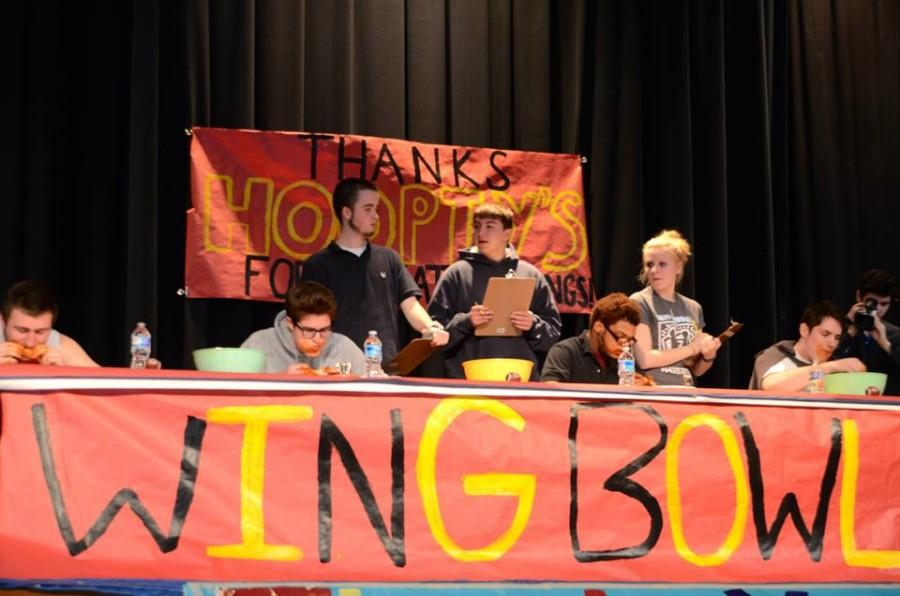 Wing Bowl raises over $1500 for Best Buddies Organization The Fordian