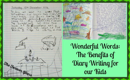 Diary Features Ks1