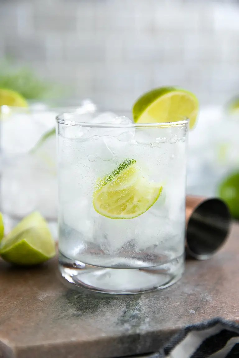 Drink Gin How To Make A Gin And Tonic The Forked Spoon