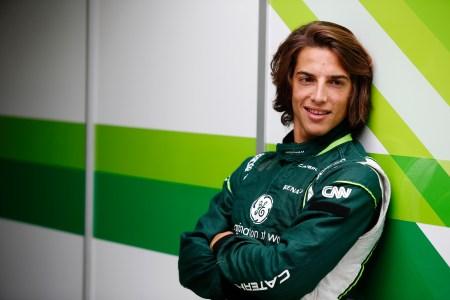 Roberto Merhi Height