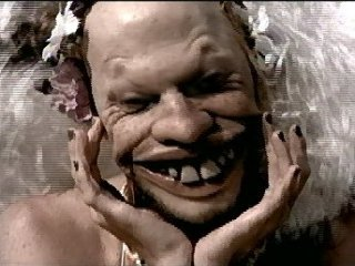 Freaky Music Video - Aphex Twin: Windowlicker
