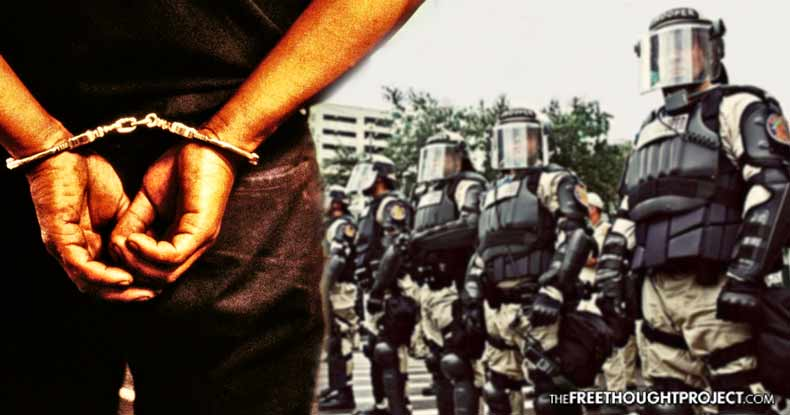Groundbreaking Study Just Showed How Current US Police Practices