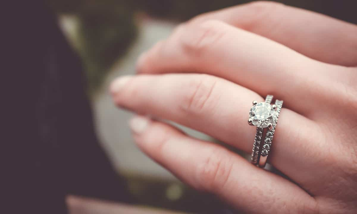is crowdfunding a engagement ring the death of romance wedding ring