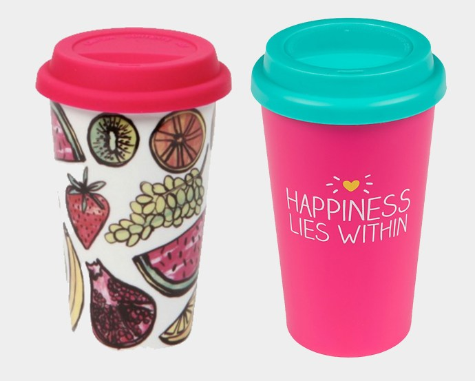 coffee travel mugs
