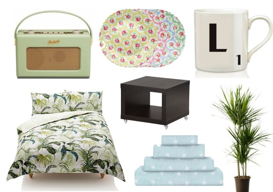 Homewares Wishlist