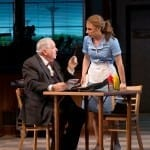 Waitress at A.R.T. Dakin Matthews and Jessie Mueller