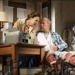 Misery Broadhurst Theatre Laurie Metcalf and Bruce Willis