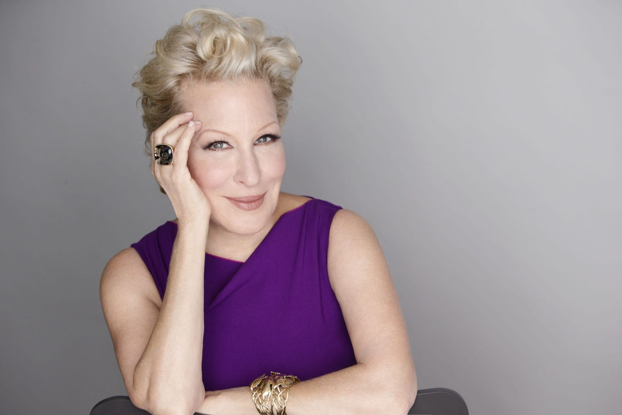 Bette Midler, Glowin', Crowin', Goin' Strong and Ready for 'Hello, Dolly!'