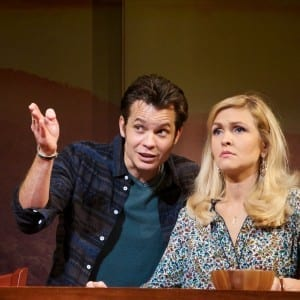 Hold On To Me Darling; Timothy Olyphant and Jenn Lyon; Photo Credit Douglas Hamilton