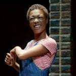 Daphne's Dive: Samira Wiley as Ruby; Photo by Joan Marcus