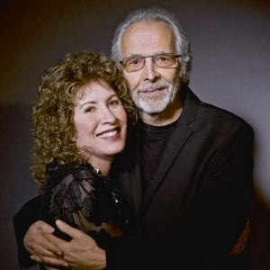 Herb Alpert and Lani Hall: Photo by Louis C. Oberlander