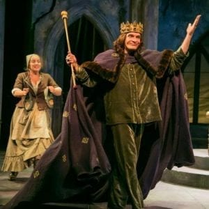 Exit the King, Shakespeare Theatre of New Jersey