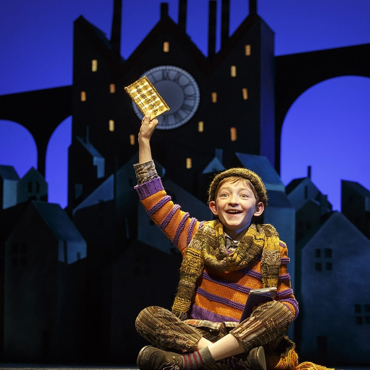 Charlie and the Chocolate Factory - The Front Row Center