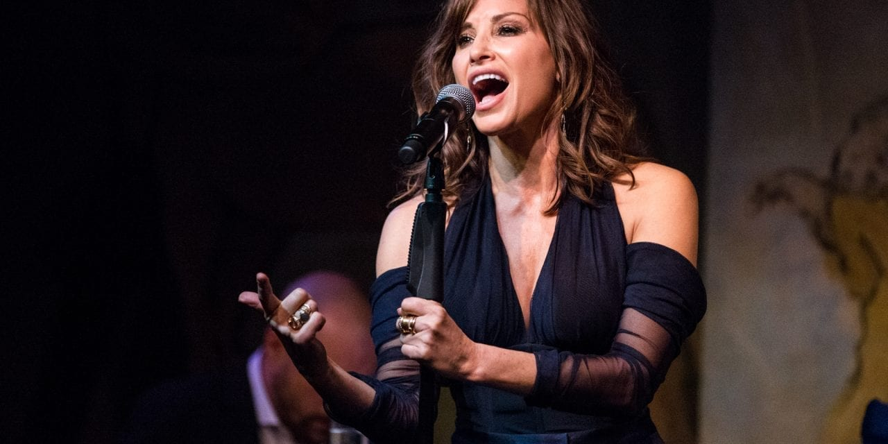 Gina Gershon – Wild Women Don't Get the Blues – At Café Carlyle