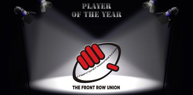 FRU: The Front Row Union Player of the Year.