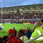 Friendly: The Ulster v Leinster Experience.