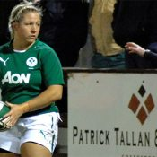 Ulster's Stacey Leak Kennedy expected to make a big impact in France at the 2014 IRB Women's World Cup.