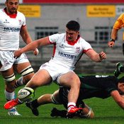 Sam Arnold grabs a brace against Leinster after impressing last time out.