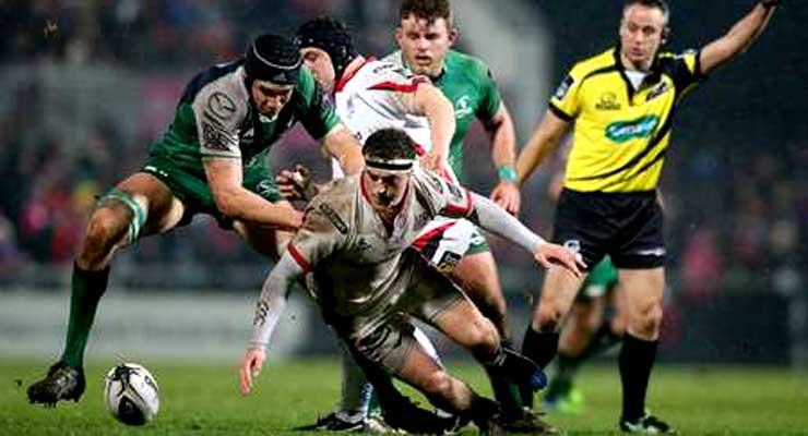 PRO12: Ulster 13 Connacht 10